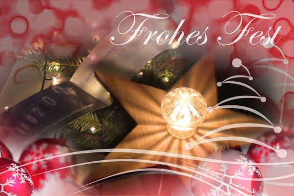 Weihnachten bei Rzwo